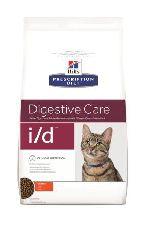 Hills pd feline i/d - сухой корм для кошек