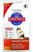HILLS SP Feline Hairball Control Adult - СУХОЙ КОРМ ДЛЯ КОШЕК