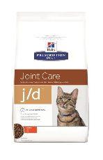 Hills pd feline j/d - сухой корм для кошек