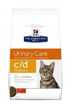 Hills pd feline c/d - сухой корм для кошек