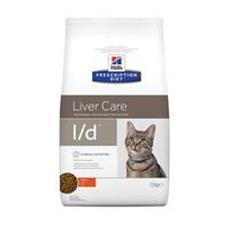 Hills pd feline l/d - сухой корм для кошек