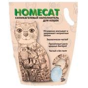 HOMECAT Стандарт - Силикагелевый наполнитель