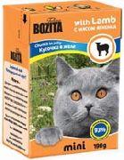 """Bozita MINI """"Кусочки в желе с мясом ягненка"""" - Консервы для кошек"""