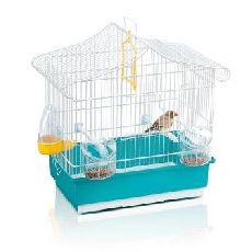 "Imac ""ava"" - клетка для птиц (бирюзовый)"