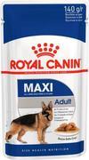 ROYAL CANIN ADULT MAXI (КУСОЧКИ В СОУСЕ) - КОНСЕРВЫ ДЛЯ СОБАК