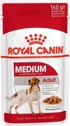 ROYAL CANIN ADULT MEDIUM (КУСОЧКИ В СОУСЕ) - КОНСЕРВЫ ДЛЯ СОБАК