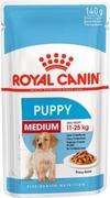 ROYAL CANIN Medium PUPPY - КОНСЕРВЫ ДЛЯ ЩЕНКОВ (СОУС)