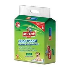 Mr.fresh start - пелёнки для приучения животных к туалету
