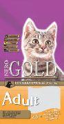 "NERO GOLD ""CAT ADULT CHIKEN 32\18"" - СУХОЙ КОРМ ДЛЯ КОШЕК"