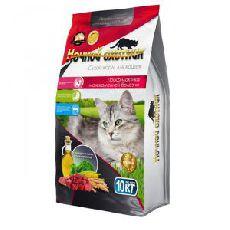 """Ночной охотник """"профилактика мкб"""" - сухой корм для кошек"""