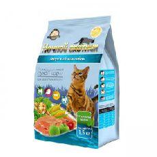 """Ночной охотник """"морской коктель"""" - сухой корм для кошек"""