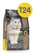 "NUTRAM GF ""SALMON, TROUT ADULT CAT (T24)"" - БЕЗЗЕРНОВОЙ СУХОЙ КОРМ ДЛЯ КОШЕК"
