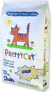 "PRETTY CAT ""WOOD GRANULES"" - НАПОЛНИТЕЛЬ ДЛЯ КОШЕК"