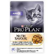 Pro Plan Junior ( курица ) - Консервы для котят (пауч)