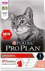 "Pro Plan ""Adult with Salmon"" - Сухой корм для кошек (400 гр)"