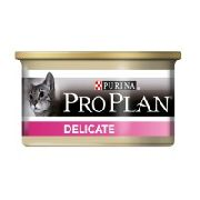 """Pro Plan Delicate - Консервы для кошек"