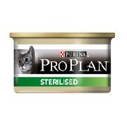 """Pro Plan Sterilized - Консервы для кошек"