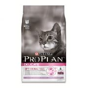 "Pro Plan ""Delicate ИНДЕЙКА"" - Сухой корм для кошек (1,5 кг)"
