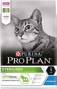 "Pro Plan ""Sterilized With Rabbit"" - Сухой корм для кошек (1,5 кг)"