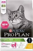 "Pro Plan ""Sterilized with Chiken"" - Сухой корм для кошек (10 кг)"
