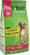 PRONATURE Original 26 Lamb and Rice Puppy - Сухой корм для щенков