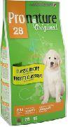 Pronature Original 28 Large Breed Puppy - Сухой корм для щенков