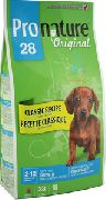 Pronature Original 28 Small & Medium Puppy - Сухой корм для щенков