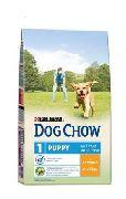 "DOG CHOW ""Puppy- Junior (КУРИЦА)"" - СУХОЙ КОРМ ДЛЯ ЩЕНКОВ"