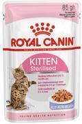 ROYAL CANIN Kitten Sterilised (ЖЕЛЕ) - КОНСЕРВЫ ДЛЯ КОТЯТ