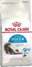 Royal canin indoor long hair - сухой корм для кошек