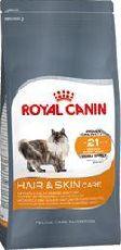 Royal canin hair & skin care - сухой корм для кошек