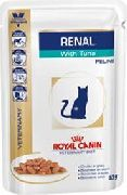 ROYAL CANIN Renal (тунец) - КОНСЕРВЫ ДЛЯ КОШЕК