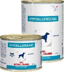 Royal canin hypoallergenic - консервы для собак