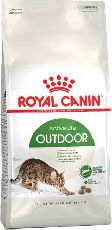 Royal canin outdoor - сухой корм для кошек