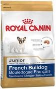 ROYAL CANIN French Bulldog junior - СУХОЙ КОРМ ДЛЯ СОБАК