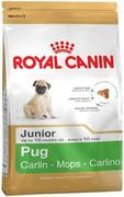 ROYAL CANIN Pug Junior - СУХОЙ КОРМ ДЛЯ СОБАК