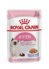 Royal canin kitten instinctive (желе) - консервы для котят