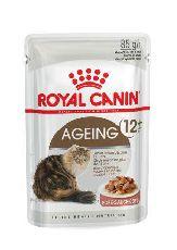 Royal canin ageint 12+ (соус) - консервы для кошек
