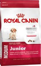 Royal canin - medium junior