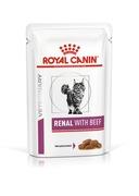 ROYAL CANIN Renal (говядина) - КОНСЕРВЫ ДЛЯ КОШЕК