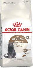 Royal canin ageing sterilised +12 - сухой корм для пожилых кошек