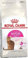 Royal canin savour exigent - сухой корм для кошек