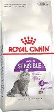 Royal canin sensible - сухой корм для кошек