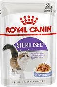 """ROYAL CANIN ""Sterillsed"" (ЖЕЛЕ) -  КОНСЕРВЫ ДЛЯ КОШЕК"