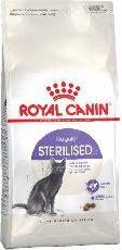 Royal canin sterilised 37 - сухой корм для кошек
