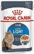 """ROYAL CANIN ""Ultra Light"" (ЖЕЛЕ) - КОНСЕРВЫ ДЛЯ КОШЕК"