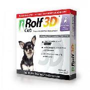 ROLF CLUB 3D - ОШЕЙНИК ДЛЯ ЩЕНКОВ И СОБАК МЕЛКИХ ПОРОД(35 СМ)