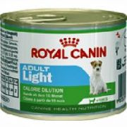 ROYAL CANIN ADULT LIGHT - КОНСЕРВЫ ДЛЯ СОБАК