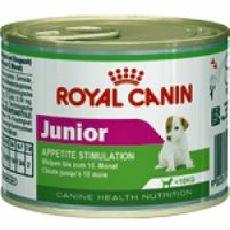 Royal canin junior - консервы для щенков