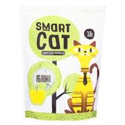 """SMART CAT """"СИЛИКАГЕЛЕВЫЙ  С АРОМАТОМ ЯБЛОКА"""" - НАПОЛНИТЕЛЬ"""